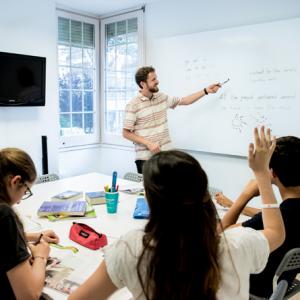 Academia de inglés en Barcelona. Grupos