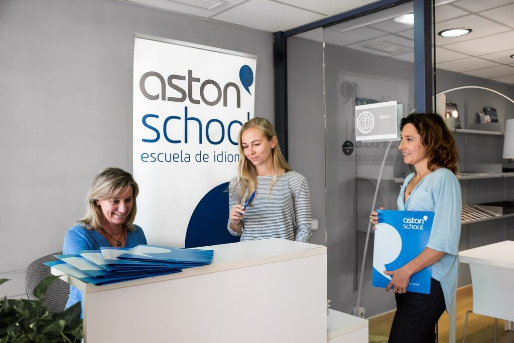 Academia de inglés en Barcelona. Aston School