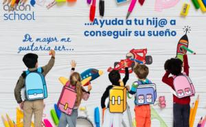 Academia de inglés en Barcelona. Proyecto Aston